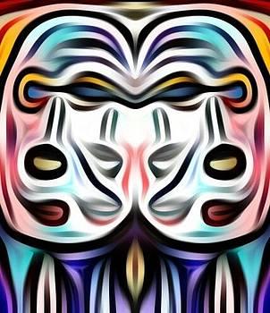 Clown-Digital art by Paulo Guimaraes