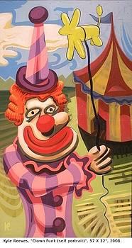 Clown Funk by Kyle Reeves