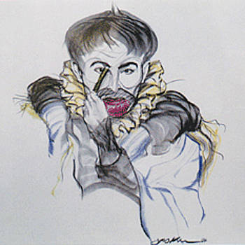 Clown by Opoku Acheampong