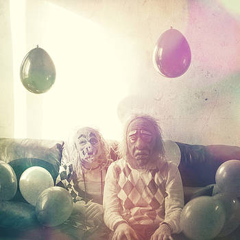 Clown Party by Dylan Murphy