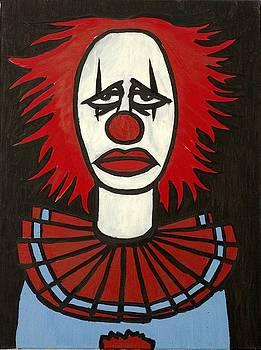 Clown by Thomas Valentine