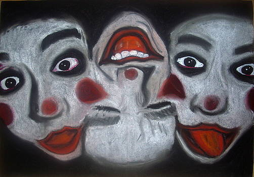 Clowning Around by Laura Seed