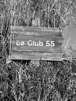 Club 55 Saint Tropez by Tom Vandenhende