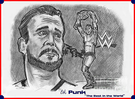 Chris  DelVecchio - CM Punk