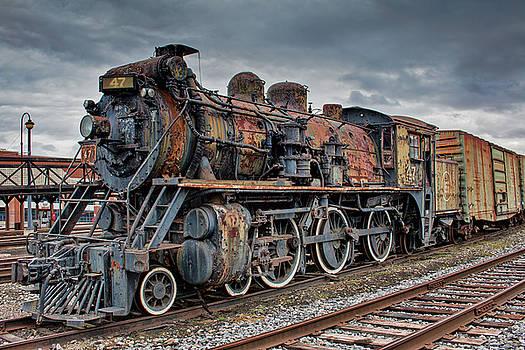 Kristia Adams - CN Locomotive 47