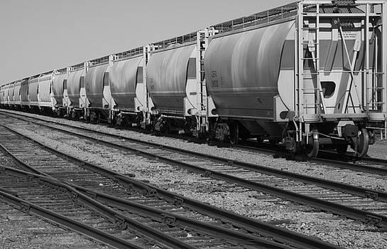 Michael Rutland - CN Rail Yards  Belleville