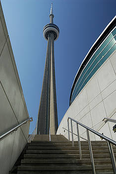 Reimar Gaertner - CN Tower covenant at Metro Toronto Convention Center