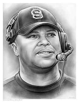 Greg Joens - Coach David Shaw