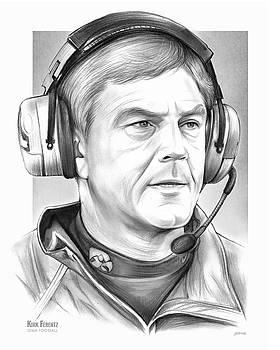 Greg Joens - Coach Kirk Ferentz