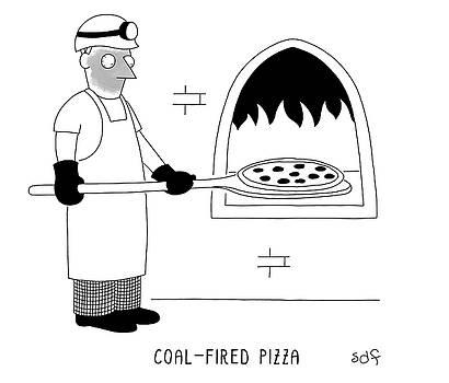 Coal Fired Pizza by Seth Fleishman