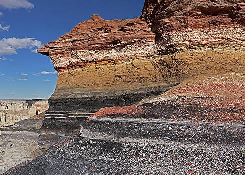 Coal Mine Canyon Knob-H by Tom Daniel