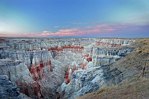 Coal Mine Mesa Sunset by Jeff Brunton