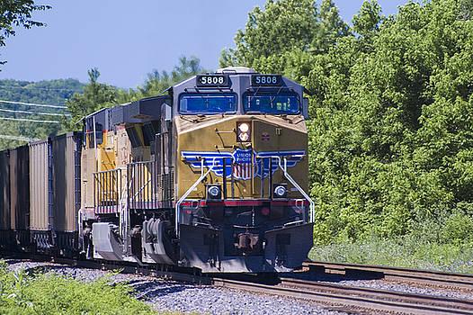Tim Mulina - Coal Train