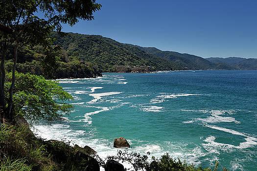 Reimar Gaertner - Coast between Los Arcos National Park and Mismaloya Bay Puerto V