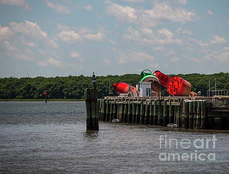 Dale Powell - Coast Guard Buoys