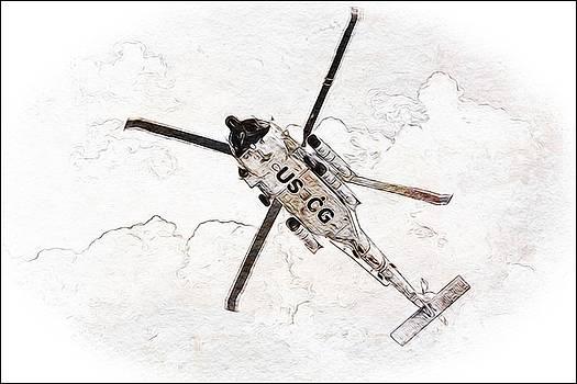 Aaron Berg - Coast Guard Helicopter