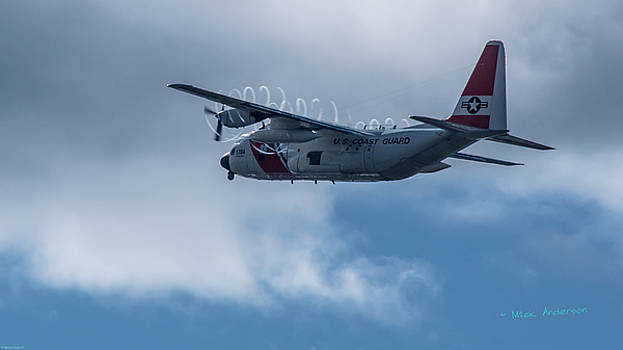 Mick Anderson - Coast Guard Plane