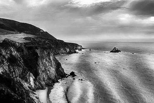 Coast of Cali by Lon Casler Bixby