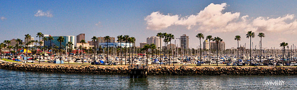 Coast of Long Beach #3 by Bob Winberry