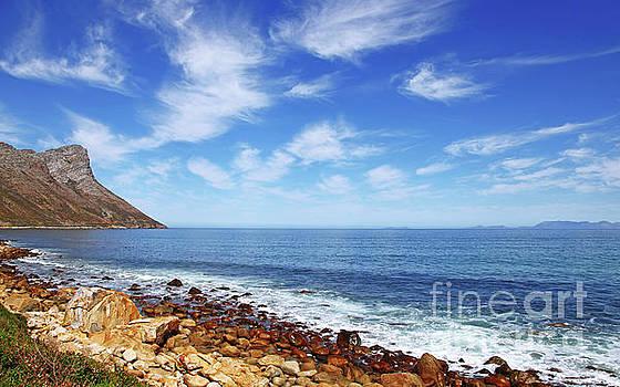 Coast of South Africa by Wibke W