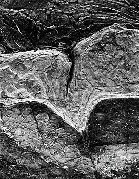 Coast Rock Heart by John F Tsumas