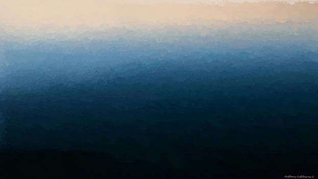 Coastal Blue by Anthony Fishburne