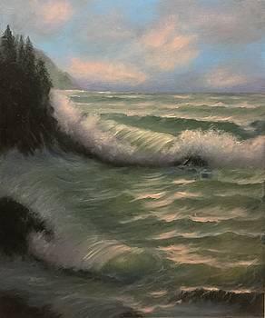 Coastal Breeze by Natascha de la Court