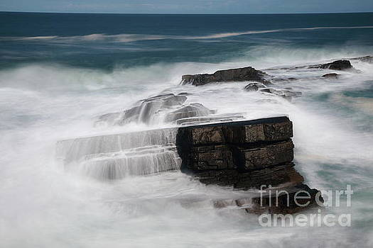 Coastal dreams 1 by Peter Skelton