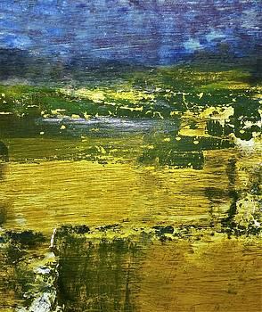 Sharon Williams Eng - Coastal Marsh View Abstract