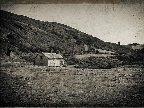Stewart Scott - Coastal path to the mill