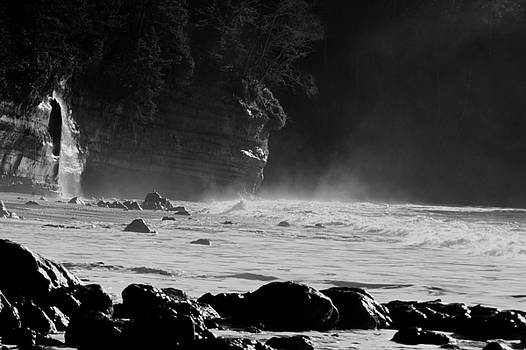 Coastal Surf by Colin Sands