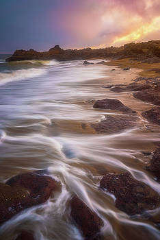 Coastal Whispers by Darren White