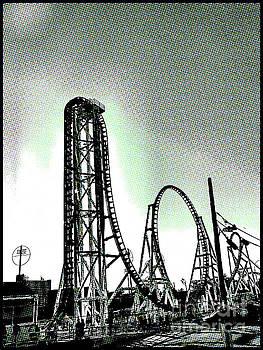 Onedayoneimage Photography - Coaster Thrills