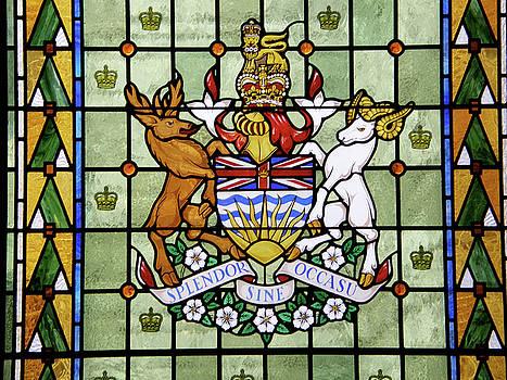 Photographer Makaristos - Coat of Arms of British Columbia