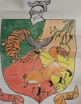 Coat of arms by Talabiou Diallo