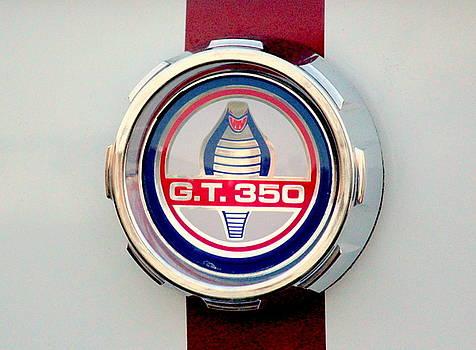 Rosanne Jordan - Cobra GT 350 Emblem