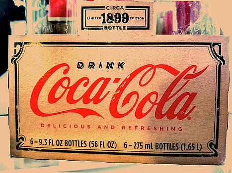 Coca Cola 1899 by David Millenheft