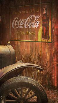 Susan Rissi Tregoning - Coca Cola Advertisement