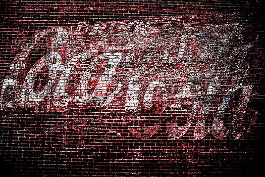 Coca Cola Art by Spencer McDonald