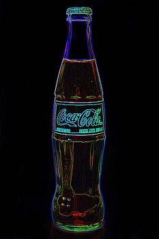 Terry DeLuco - Coca Cola Black Neon