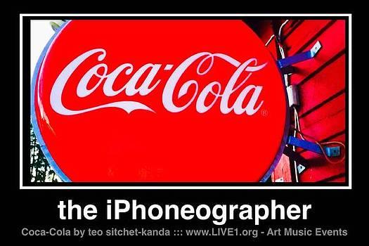 Coca-Cola by Teo SITCHET-KANDA