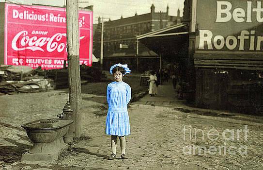 Jost Houk - Coca Cola Girl