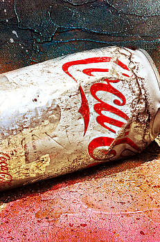 Coca Cola on the Rocks by Mike-Hope by Michael Hope