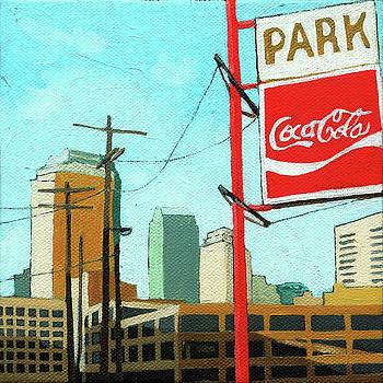 Coca Cola Park by Linda Apple