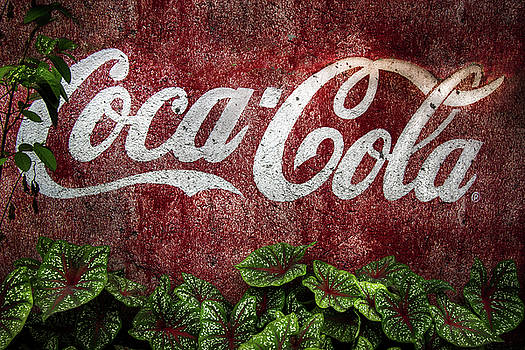 Coca Cola Philippine Wall by Michael Arend