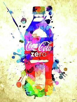 Coca Cola Zero by Daniel Janda