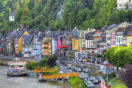 Cochem River Walk, Germany by Robert Lyon