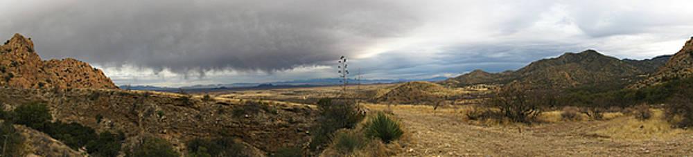 Cochise Panorama by Juliana Conley