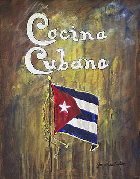 Cocina Cubana by Janis Lee Colon