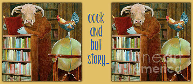 Will Bullas - cock and bull story...